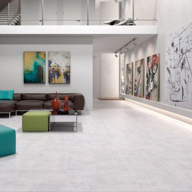Cemento Light Grey Grey Floor Tiles Grey Flooring Tile Floor Living Room