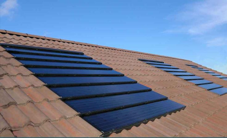 17 Best Ideas About Solar Roof Tiles On Pinterest Solar