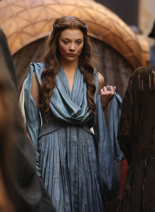 Natalie Dormer as Margaery Tyrell in Game of Thrones