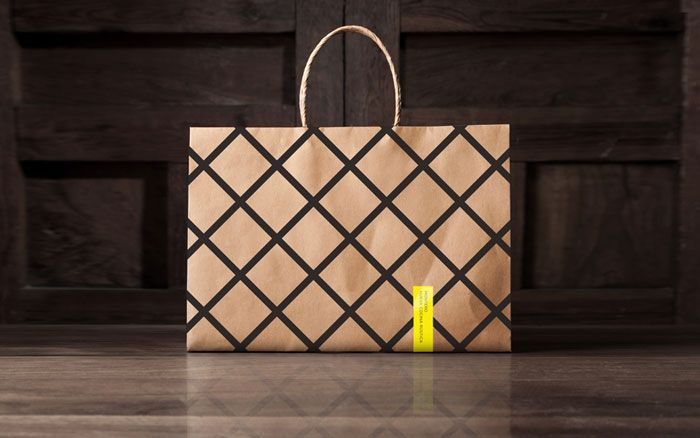 paper bag beauty