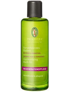 Primavera Life- Bath Oil Rose Osmanthus 3.4 fl oz