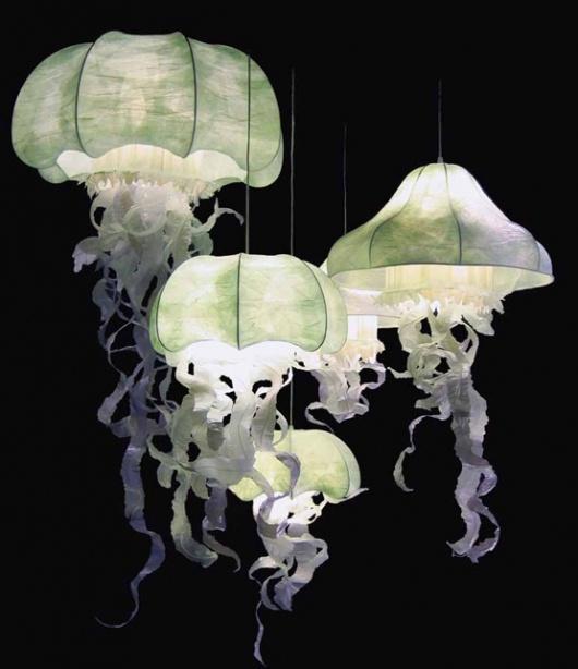 Géraldine Gonzales, Méduses lumineuses