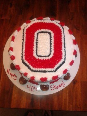 ohio state michigan wedding cake toppers best 25 ohio state cake ideas on the buckeye 17977