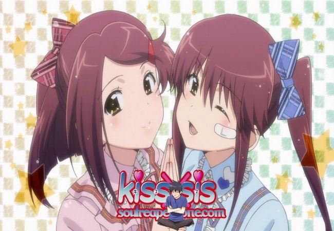 Download Anime Kiss X Sis Sub Indo