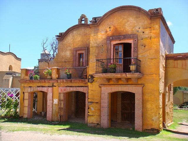 Ex Hacienda Gogorrón   SLP México 2008 1589_T300 By Lucy Nieto, Via Flickr