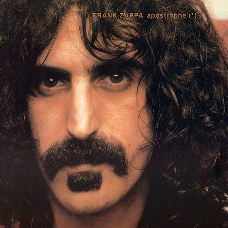Frank Zappa Apostrophe on 180g LP Back home where it belongs, the music of Frank…