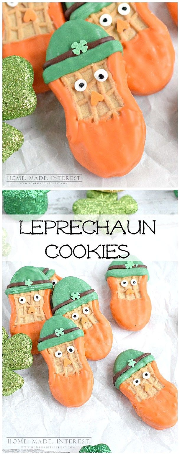 The BEST St. Patrick's Day Desserts and Treats Recipes – Lucky Green Sweets for your Spring Holiday Party! – Dreaming in DIY