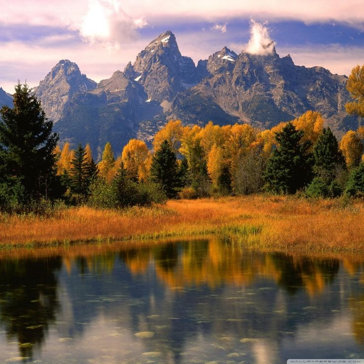 Beautiful Fall Scenery HD desktop wallpaper Widescreen