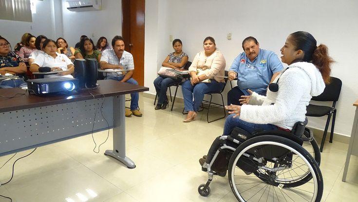 FGE fomenta entre su personal la sensibilización hacia la discapacidad – Voz de Mujer Peninsular