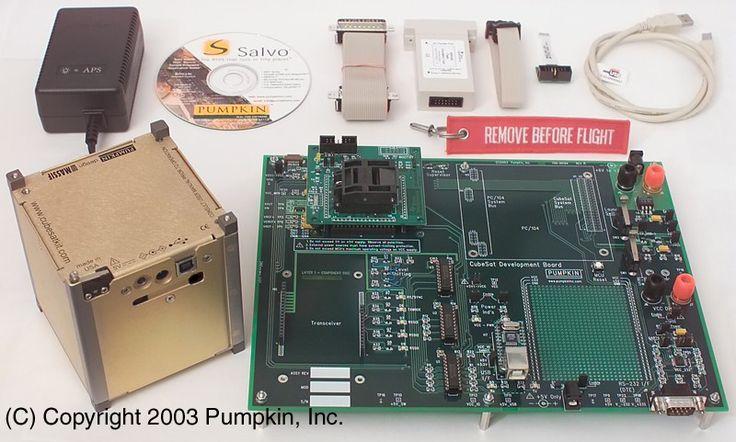 CubeSat Kit Contents Satellites, Power, Engineering