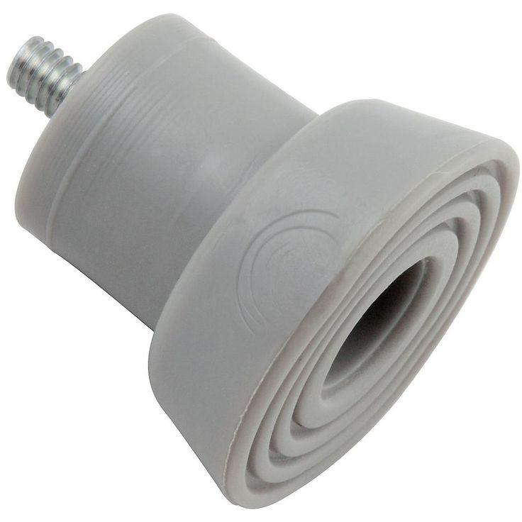 3576-10 Pack Designers Impressions Satin Nickel Heavy Duty Hinge Pin Adjustable Door Stop