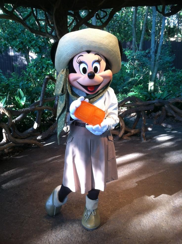 Creative writing/The Disney World Adventure term paper 2831