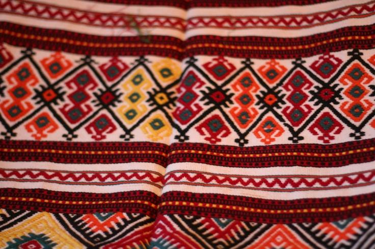 Phiti weaving from Cyprus