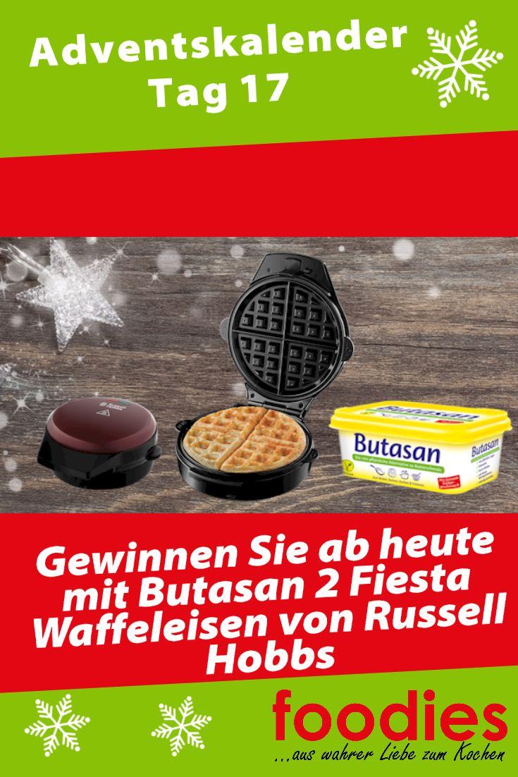 Foodies Aus Wahrer Liebe Zum Kochen Adventskalender Waffeleisen Adventkalender