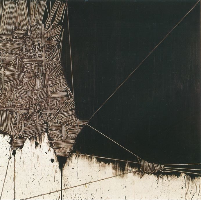 Emilio Scanavino, Alfabeto senza fine 7, 1970