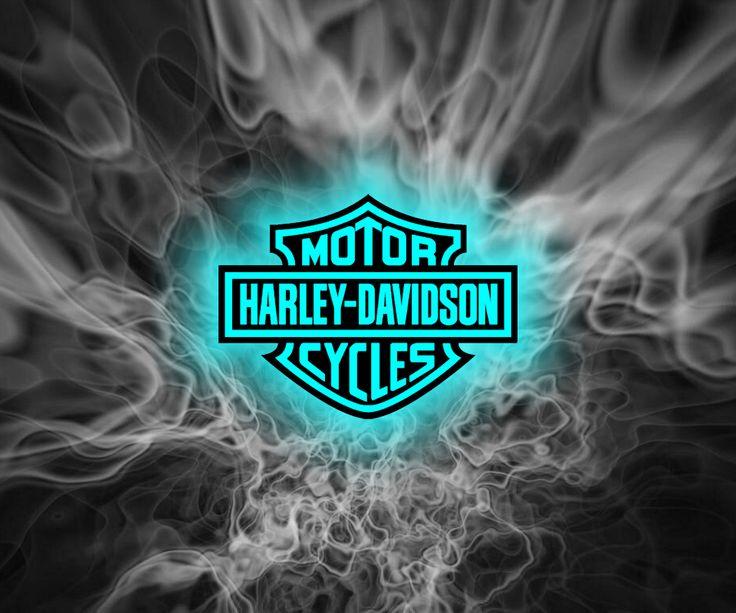 Harley Davidson Logo >> harley davidson logo wallpapers - Google Search | Harley Davidson decorating | Pinterest