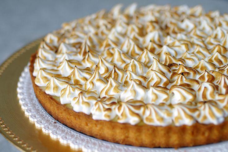 Recette de tarte au citron au Thermomix TM31 ou TM5. Réalisez ce dessert en mode étape par étape comme sur votre appareil !