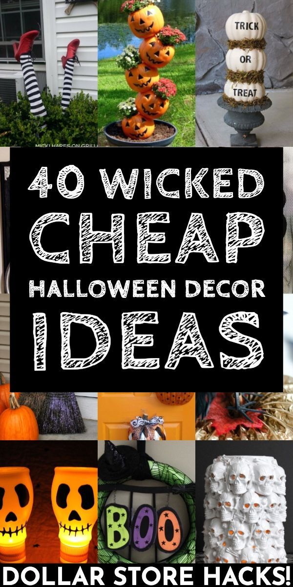 42+ Where to get cheap halloween decorations ideas