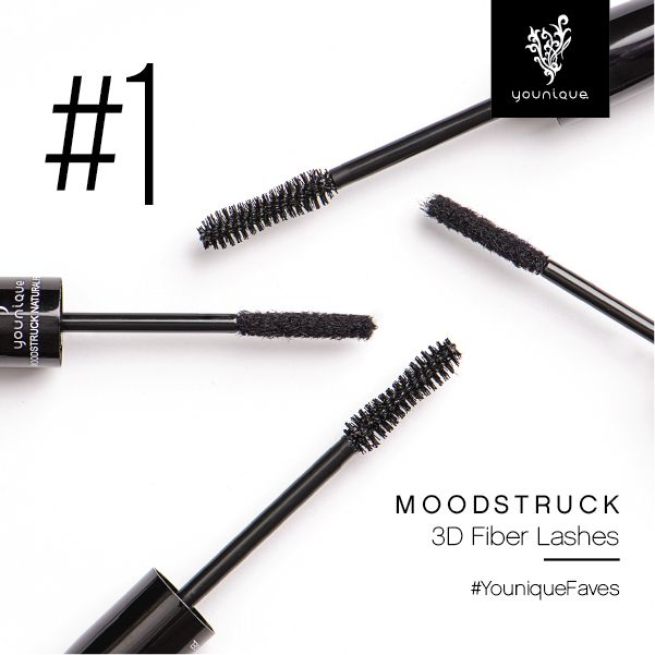 Our #1 best-selling product. Go for up to 3x the wow factor with Moodstruck 3D Fiber Lashes that are water-resistant, yet wash off easily with Shine Eye Makeup Remover Cloths. This is quite possibly the most mood-altering, life-changing product in the cosmetics world! | Contact your Presenter or visit https://www.youniqueproducts.com/products/view/US-1017-00#.VUAGua1VhBc to purchase.