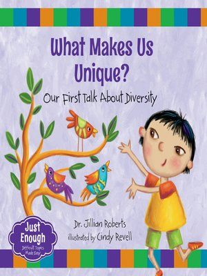 Start reading 'What Makes Us Unique?' on OverDrive: https://www.overdrive.com/media/2937205/what-makes-us-unique