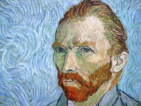Van Gogh--the original ginger beard | 8 Bearded Halloween Costumes