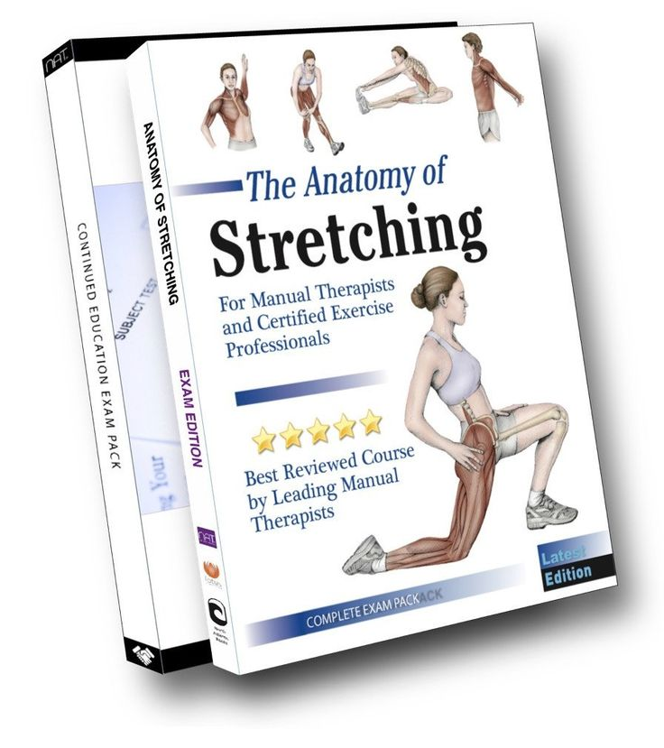 NAT Master Course - Anatomy of Stretching (3 CEU's)