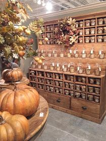 Gorgeous cabinet found at Las Vegas Market.