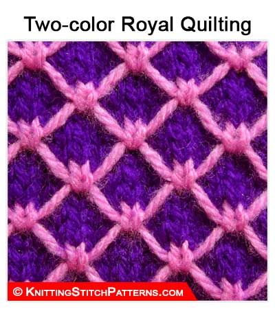 379 best images about Knitting Stitch Patterns on ...
