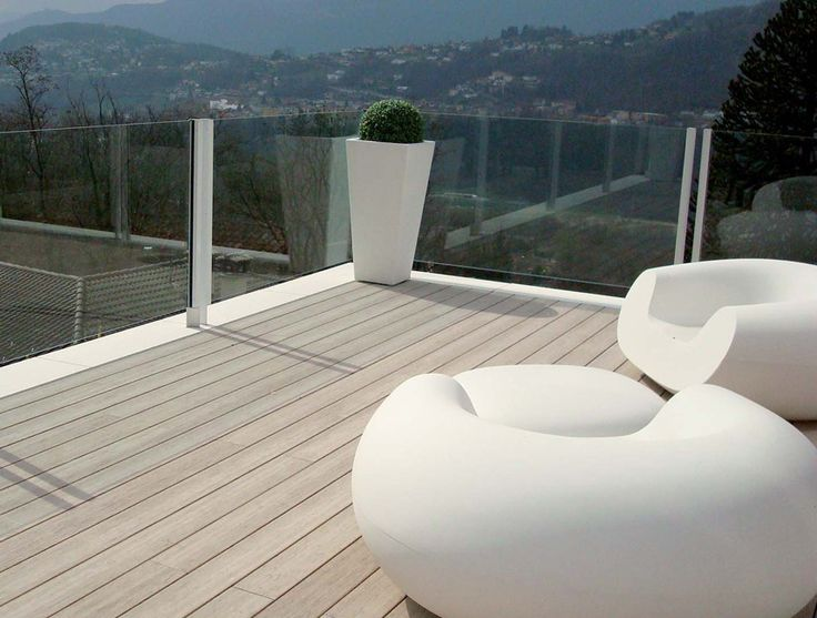 Perfect for exterior use, #Woodn #Aeternus won't decay, change color or lose splinters.