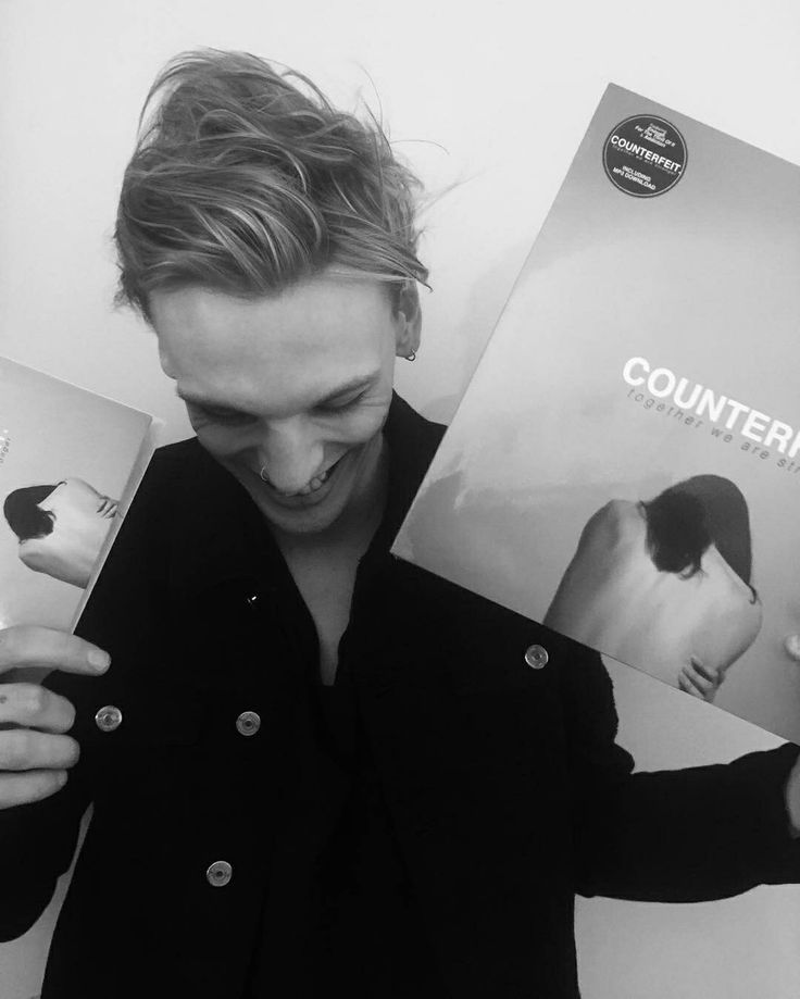 Jamie Campbell Bower smile