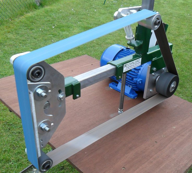 Treadmill Belt Sander: Welding Forum For Pros And Enthusiasts