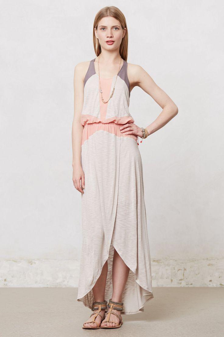 Cascade variation idea // Sunbathed Maxi Dress - Anthropologie.com
