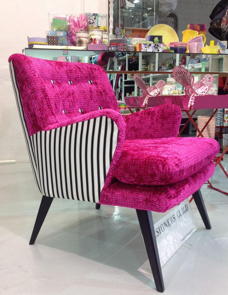 Stunning Designers Guild Cosmopolitan chair