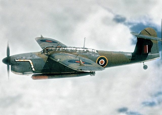 Fairey Barracuda., via Flickr.