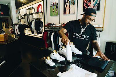 EffortlesslyFly.com - Kicks x Clothes x Photos x FLY SH*T!: Marcus Jordan Teases Info on an Air Jordan Restock...