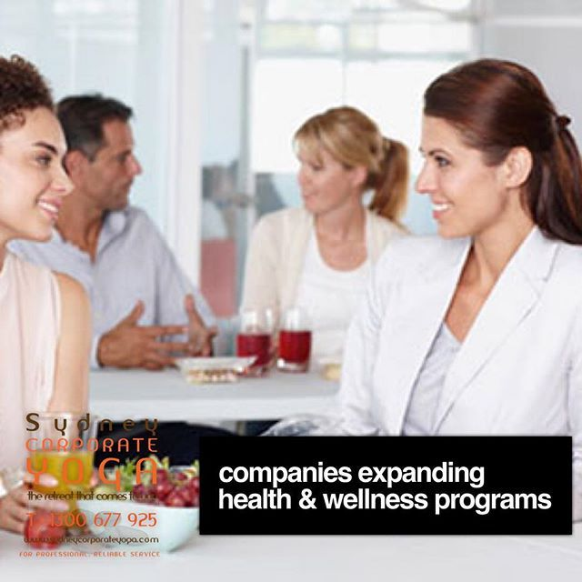 Companies Expanding Health & Wellness Programs http://bit.ly/2EQcjJg