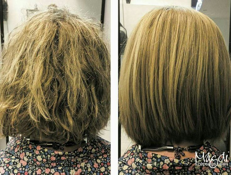Magdi keratinos hajegyenesítése. Így búcsút inthetsz a kócos, kezelhetetlen hajadnak   #keratinoshajegyenesítés #brazilcacau