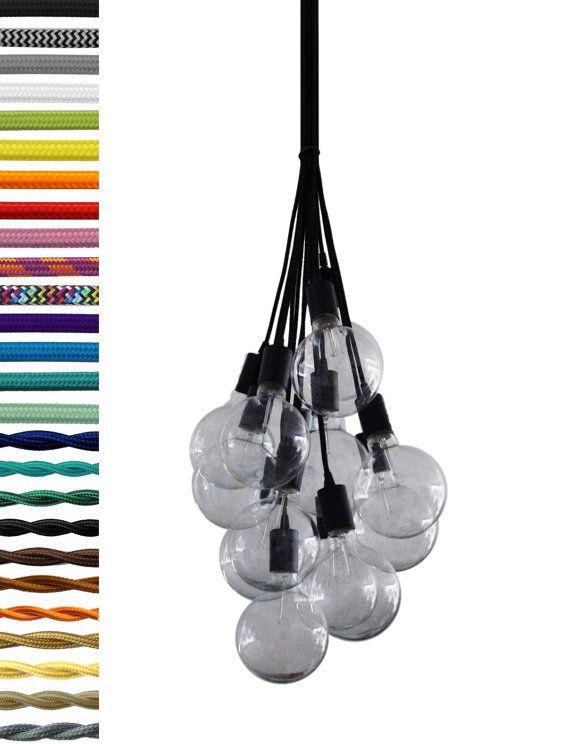 Best 25 modern incandescent bulbs ideas on pinterest chandelier 14 custom pendant cluster modern unique lighting unusual chandelier design your own led bulbs incandescent bulbs brass aloadofball Choice Image