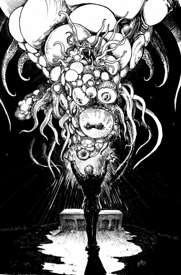 Yog-Sothoth by Orm-Z-Gor