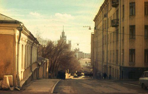 B.Spasoglinishevsky side street (1989)