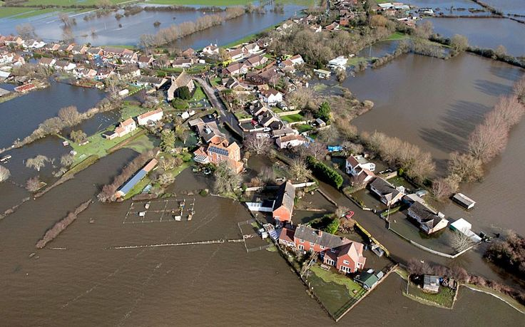 Somerset flooding UK storms. Such a shame. Somerset is such a pretty county and has been flooded for weeks!