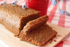 Een gewoon recept voor grootmoeders cake alleen dan zonder bewerkte ingrediënten. Dus met kokosbloesemsuiker en volkoren speltmeel.