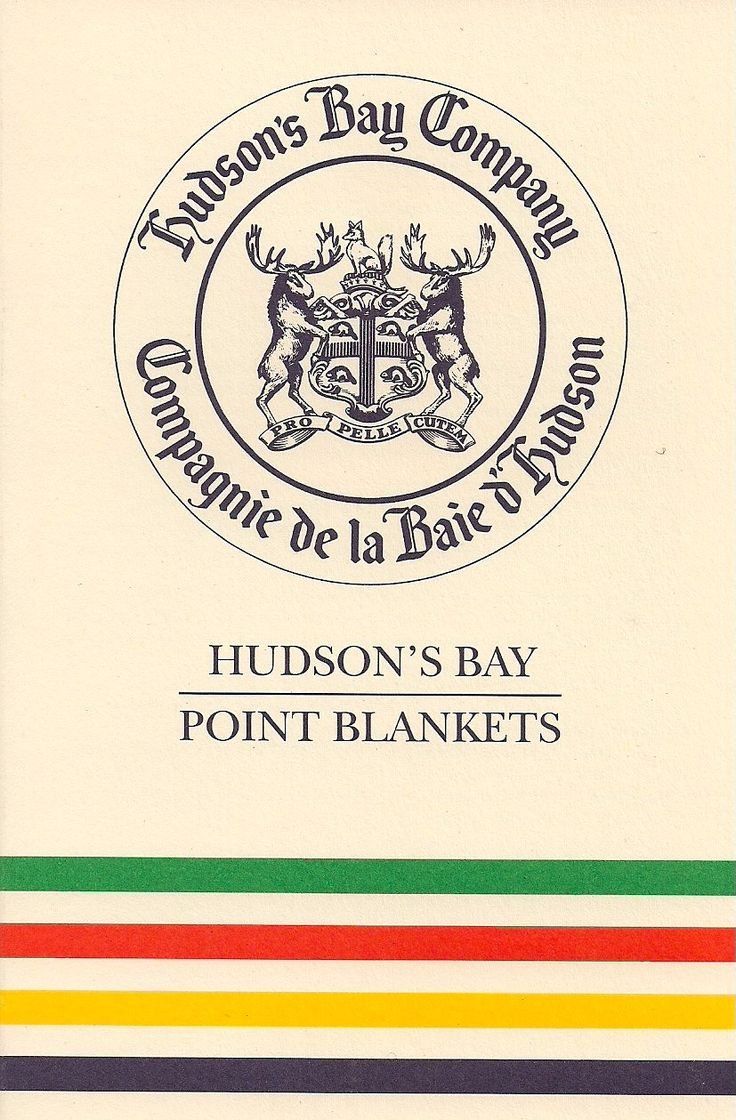 First commissioned by HBC in 1800, the multistripe blanket has never been out of production. It is is the most popular of all the HBC point blankets, past or present. Over time, it has become the product most identified with HBC, and by extension, Canada. - My favourite Christmas present yet!