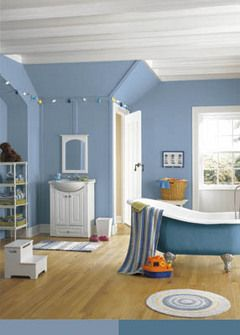 99 best periwinkle blue images on pinterest color blue for Periwinkle bathroom ideas