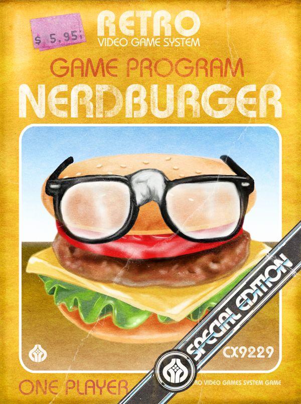 Fake Atari Game Box Art Created by Cara Littley ... | it8Bit