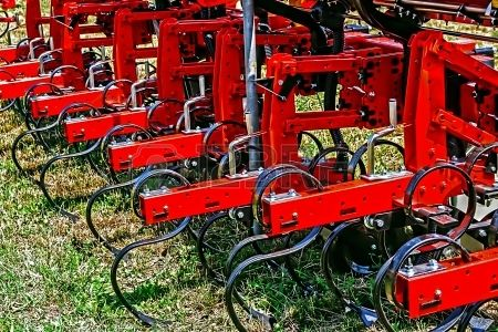 I have recent sales at 123RF Equipment for agriculture, presented to an agricultural exhibition