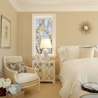 benjamin moore 233 cream fleece guest bedroom decorguest bedroomsmaster - Cream Bedroom Ideas