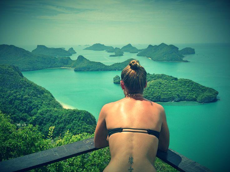 Angthong National Marine Park, Koh Samui, Thailand!