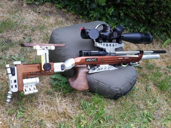 Anschutz 9015 PRECISE - Airgun Nation | Custom Stock | Air rifle