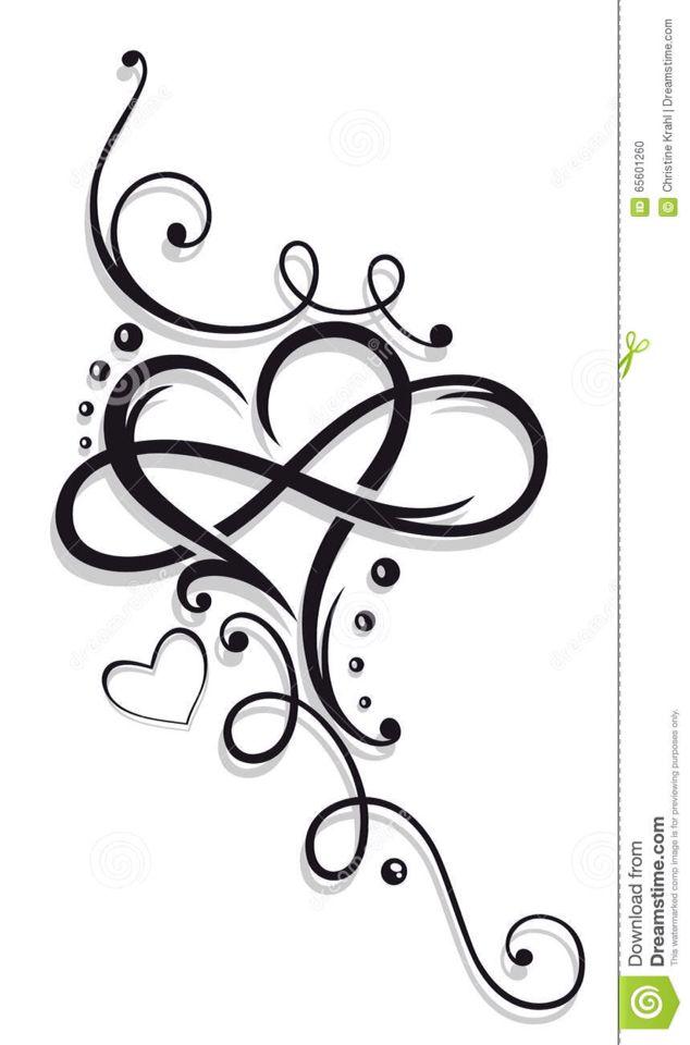 Tatouage cœur